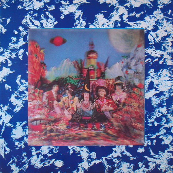 Compro disco de vinilo:  The Rolling Stones ‎– Their Satanic Majesties Request