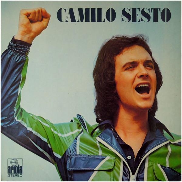 Compramos discos de Camilo Sesto antiguos