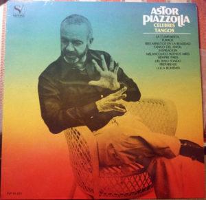Compramos Astor Piazzolla: Celebres Tangos