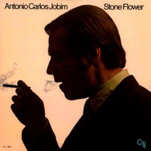 Compra venta de discos de Bossanova, jazz brasil, latin jazz. Antonio Carlos Jobim: Stone Flower. Vinilos antiguos de jazz, colección música brasileña
