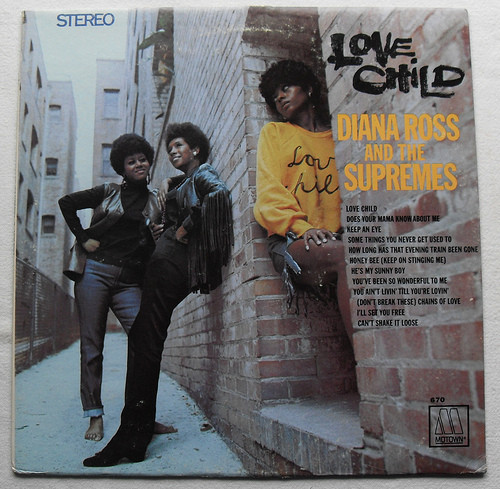 Compro discos de soul: Diana Ross And The Supremes – Love Child