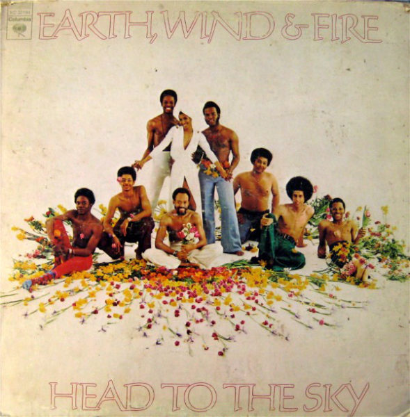 Vender disco de  Earth, Wind & Fire : Head To The Sky