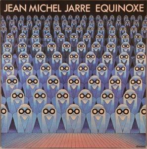 compra venta discos de vinilo Barcelona Jean Michel Jarre Equinoxe