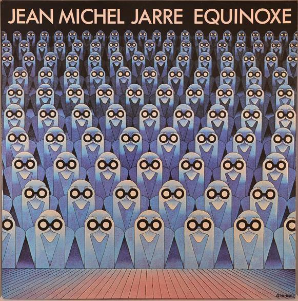 Compra venta discos de vinilo  Jean Michel Jarre :: Equinoccio
