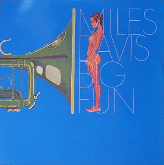 Vender Discos de vinilo de jazz:  Miles Davis – Big Fun /Barcelona