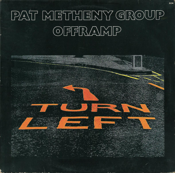 Compra venta discos de vinilo jazz:  Pat Metheny Group ‎– Offramp