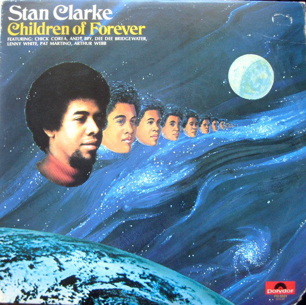 Compro discos de jazz: Stan Clarke: Children Of Forever