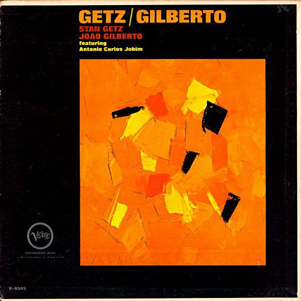 Discos antiguos jazz bossanova.  Stan Getz :: Joao Gilberto Featuring Antonio Carlos Jobim