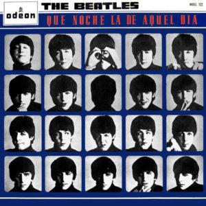 Compra Venta de discos de The Beatles – Que Noche La De Aquel Dia /Barcelona