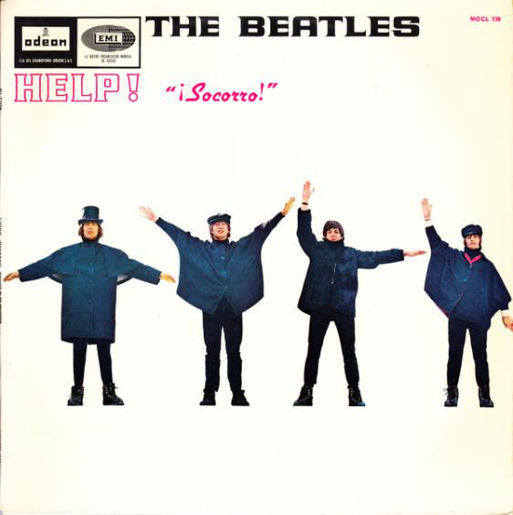 Compro Discos de The Beatles – Help! /Barcelona
