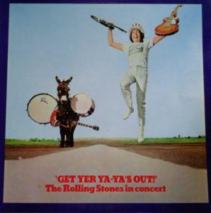Compra Venta de Vinilos The Rolling Stones; Get Yer Ya-Ya's Out! - The Rolling Stones In Concert /Barcelona