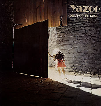 Compro Maxi single de Yazoo: Don't Go (Re-Mixes)