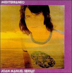 Barcelona compra venta discos Joan Manuel Serrat: Mediterráneo