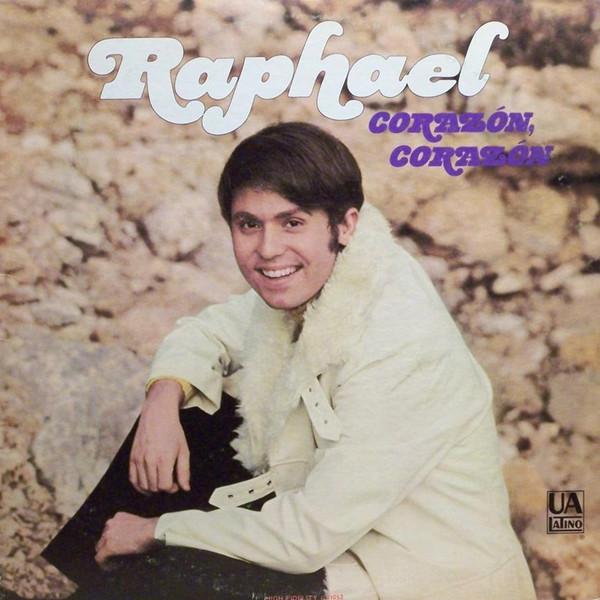 Compra venta vinilos Barcelona de Raphael: Corazón Corazón