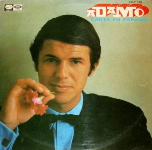 www.comprodisco.com == COMPRA VENTA DISCOS SEGUNDA MANO como Adamo: Canta En Español /Barcelona