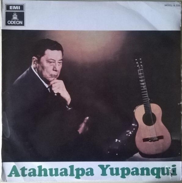 Compra Venta discos vinilo de Sudamérica como Atahualpa Yupanqui: Atahualpa Yupanqui /Barcelona