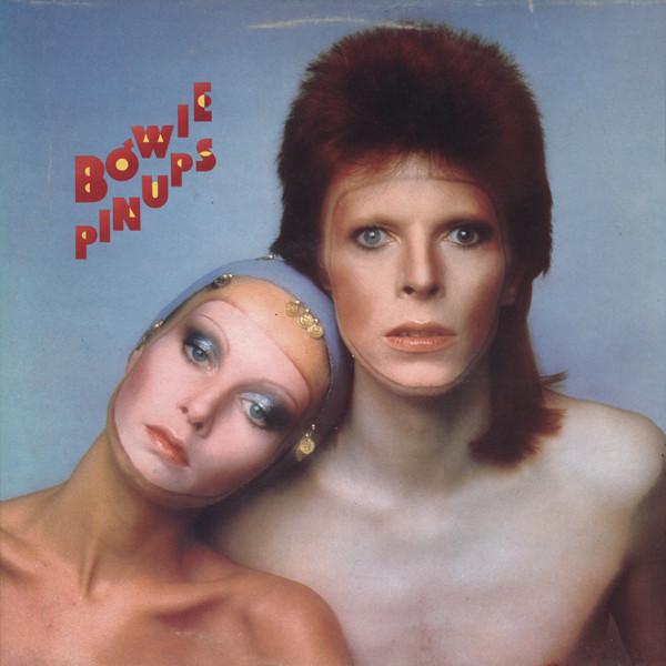 Compro discos vinilo Barcelona como Bowie: Pinups