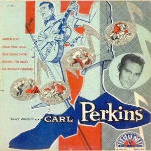 """WWWCOMPRODISCO.COM == Vender discos de vinilo de R """"n"""" R como Carl Perkins: Dance Album Of Carl Perkins /Barcelona"""