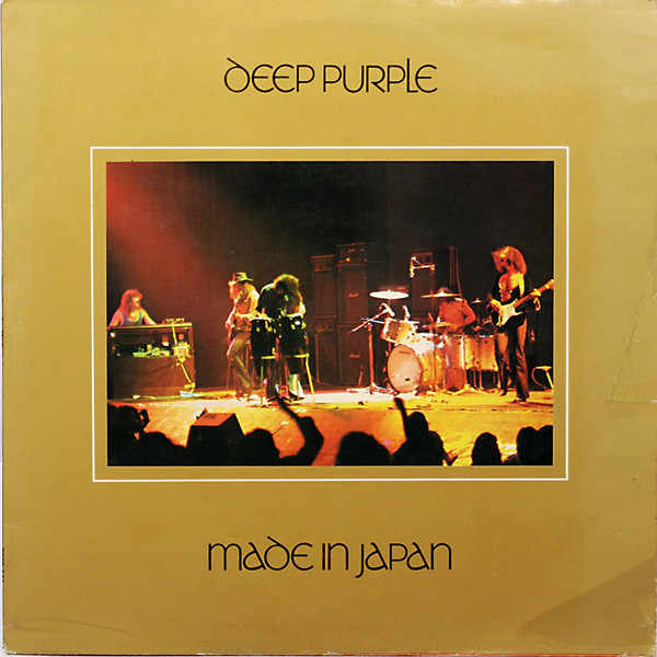 Compro discos de Rock clásico como Deep Purple: Made In Japan /Barcelona