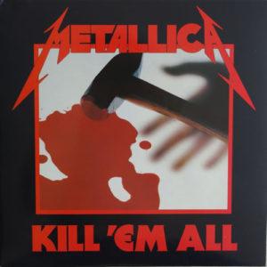 www.comprodisco.com Compro discos vinilo Rock como Metallica: Kill 'Em All /Barcelona