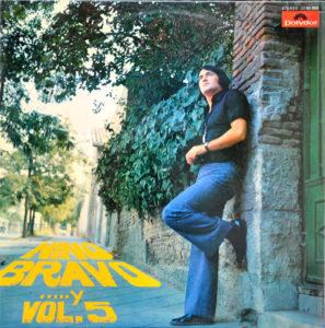 Compro discos antiguos de pop español como Nino Bravo: ...Y Vol. 5 /Barcelona