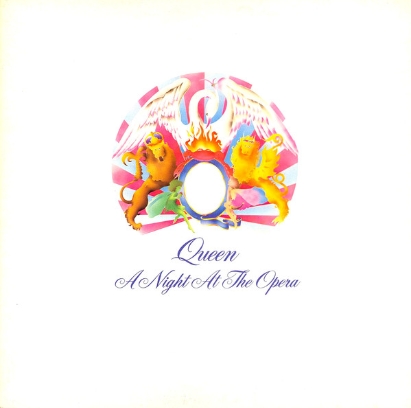 Compro discos vinilo de rock clásico como Queen: A Night At The Opera /Barcelona