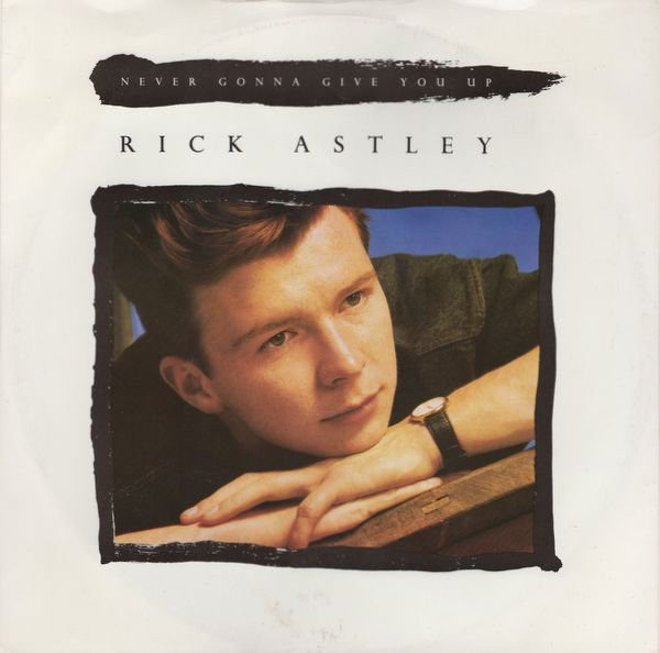 Compra Venta de Maxi singles como Rick Astley: Never Gonna Give You Up /Barcelona