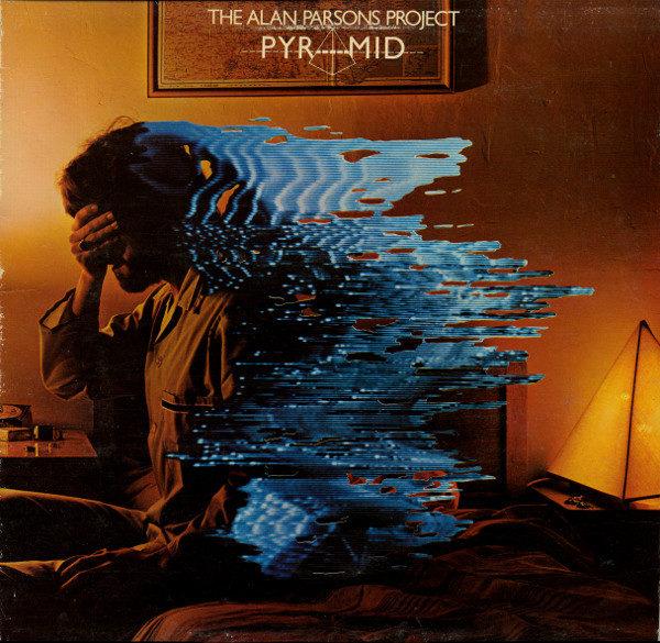 Compra venta discos vinilo Rock Sinfónico como The Alan Parsons Project: Pyramid /Barcelona