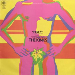 www.comprodisco.com Compra Venta discos antiguos como The Kinks: Percy /Barcelona