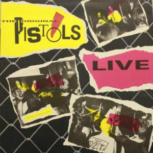 www.vomprodisco.com // Compra Venta discos de vinilo PUNK como: Sex Pistols - The Original Pistols Live /Barcelona