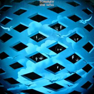 www.comprodisco.com Compra venta discos vinilo rock clásico como The Who: Tommy /Barcelona