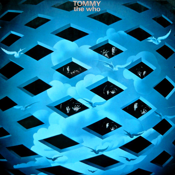 Compra venta discos vinilo rock clásico como The Who: Tommy /Barcelona