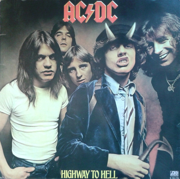 Compra Venta discos barcelona como AC/DC: Highway To Hell