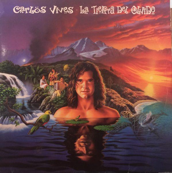 Compra Venta discos de vinilo música latina como Carlos Vives: La Tierra Del Olvido /Barcelona