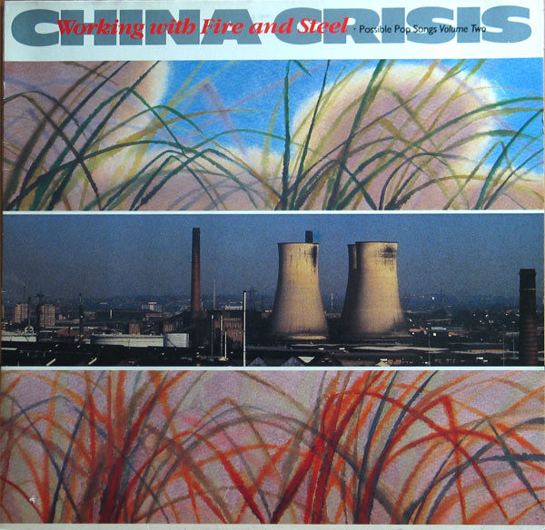 Compra venta discos vinilo pop – rock como China Crisis: Working With Fire And Steel