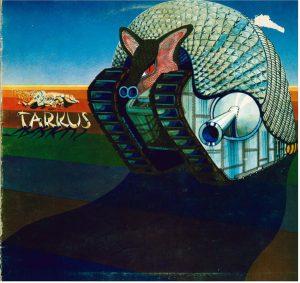 Compra Venta discos de vinilo Rock Progresivo como Emerson, Lake & Palmer: Tarkus /Barcelona