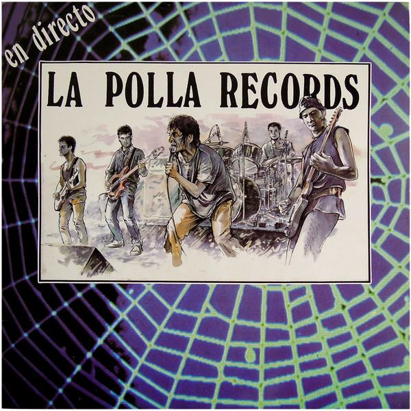 Compra Venta de Punk-Rock español como La Polla Records: En Directo /Barcelona