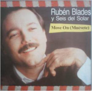 www.comprodisco.com Compra venta discos maxis como Ruben Blades Y Seis Del Solar: Move On /Barcelona