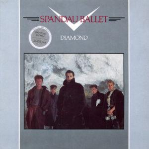 www.comprodisco.com // Compra venta discos de la New Wave como Spandau Ballet: Diamond /Barcelona