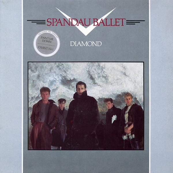 Compra venta discos de la New Wave como Spandau Ballet: Diamond /Barcelona