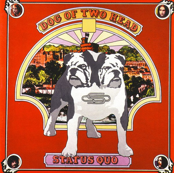 Compra Venta discos de Rock como Status Quo: Dog Of Two Head /Barcelona