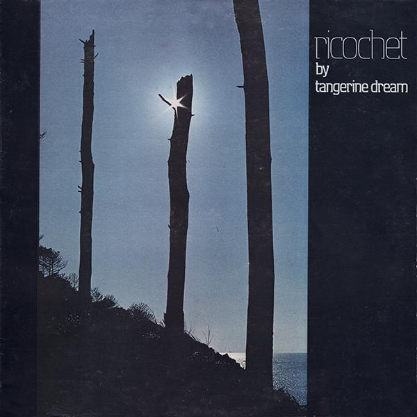 Compra Venta discos vinilo música electrónica como Tangerine Dream: Ricochet /Barcelona