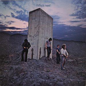 Vender discos de vinilo como The Who: Who's Next /Barcelona