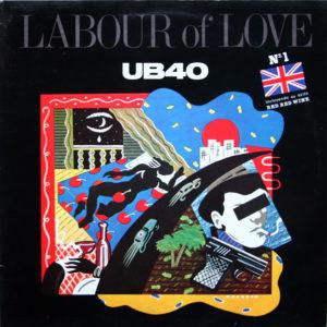 www.comprodisco.com Compra Venta discos de vinilo Reggae como UB40: Labour Of Love /Barcelona