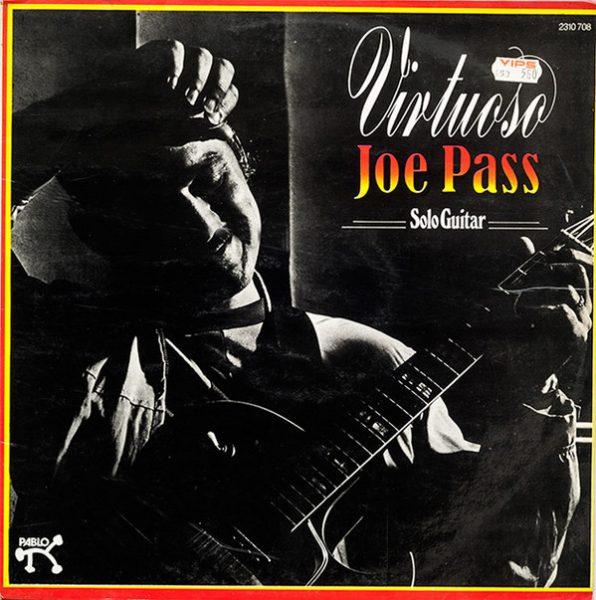 compra Venta discos de jazz como Joe Pass: Virtuoso /Barcelona