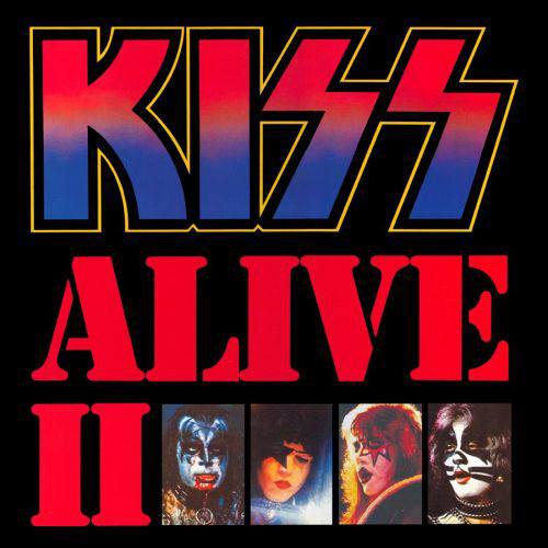 Vender discos de vinilo en Barcelona como Kiss: Alive II /Rock en Vivo