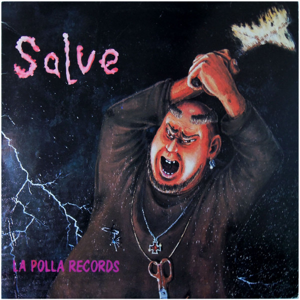 Vender disco de punk español como La Polla Records: Salve /Barcelona