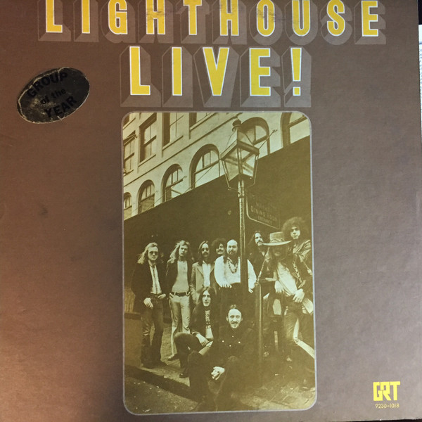 Compra Venta discos de vinilo de jazz-rock como Lighthouse: Lighthouse Live! /Barcelona