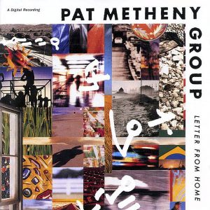comprodisco.com | Compra-venta discos de vinilo latin-jazz como Pat Metheny Group: Letter From Home /Barcelona