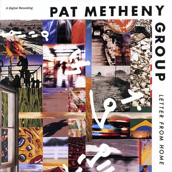 Compra-venta discos de vinilo latin-jazz como Pat Metheny Group: Letter From Home /Barcelona